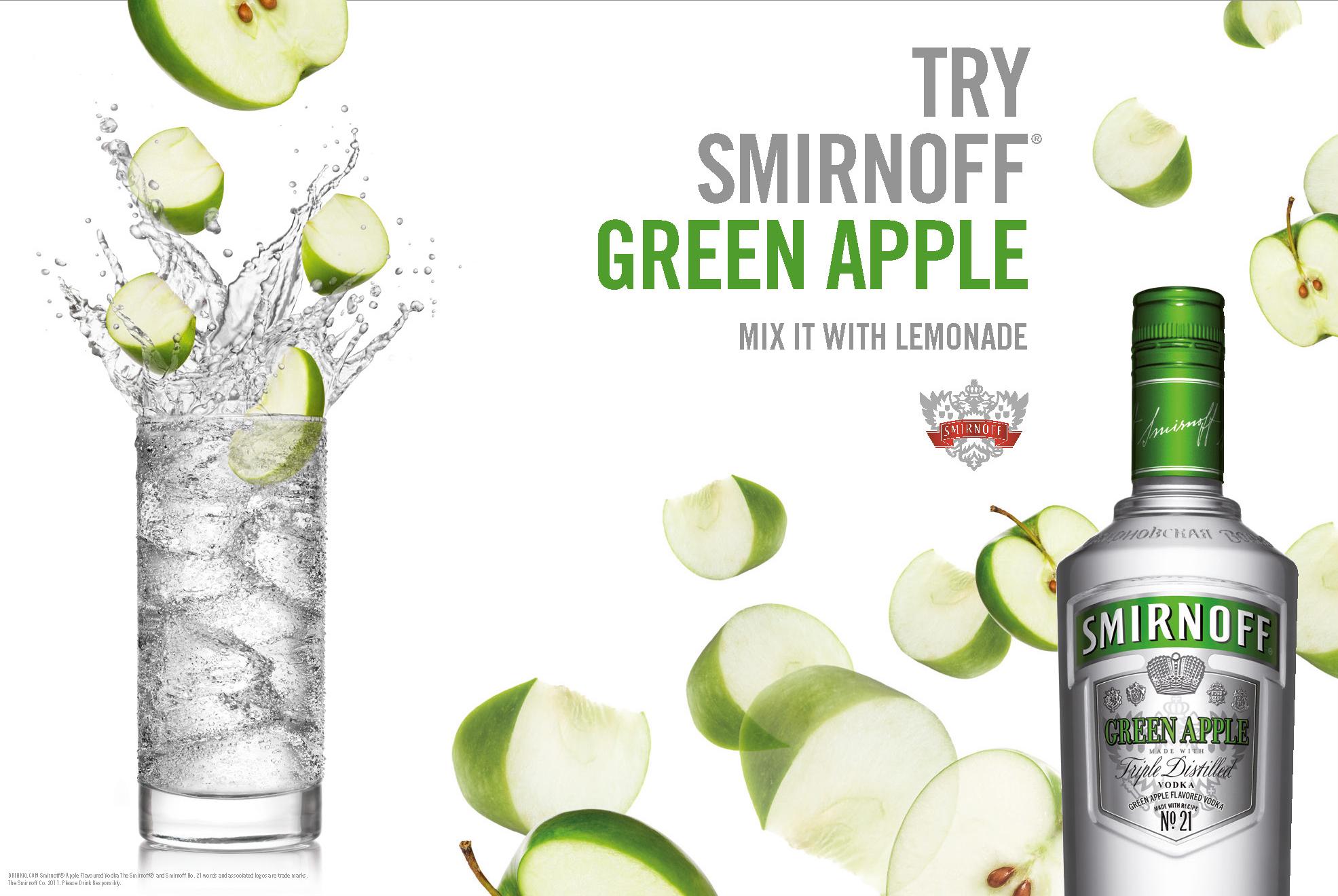 Smirnoff – Flavours toolkit