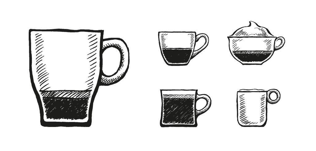 Starbucks Coffee Illustrations