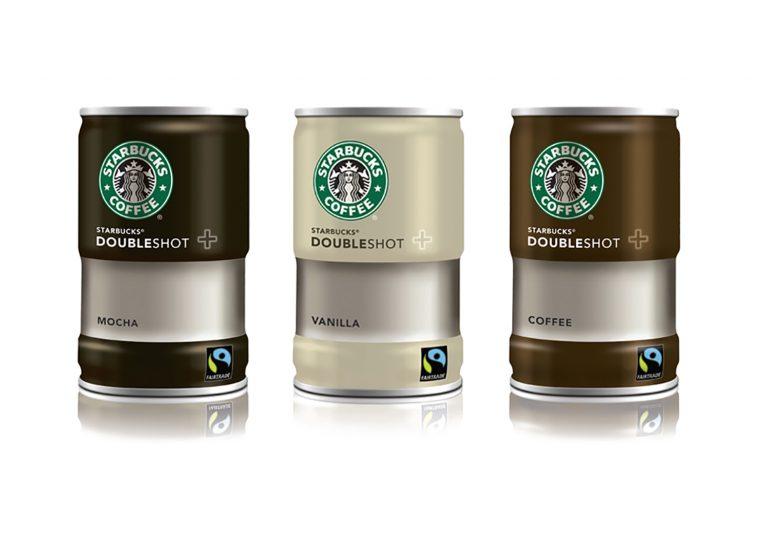 Starbucks – Shot can design